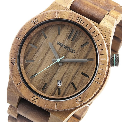 ウィーウッド WEWOOD 木製 メンズ 腕時計 ARROW-NUT ブラウン 国内正規