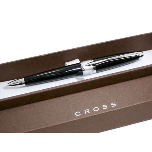 クロス CROSS アポジー ブラックラッカー ボールペン AT0122-2