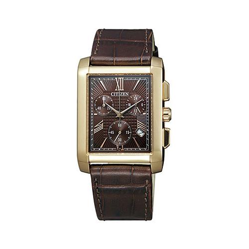 シチズン CITIZEN クロノ シチズン コレクション エコ ドライブ メンズ 腕時計 AT0563-10X 国内正規