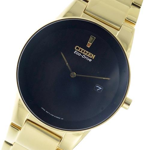 シチズン エコドライブ クオーツ メンズ 腕時計 AU1062-56E ブラック></a><p class=blog_products_name