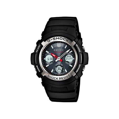 カシオ CASIO Gショック スタンダード 電波タフソーラー 腕時計 AWG-M100-1AJF