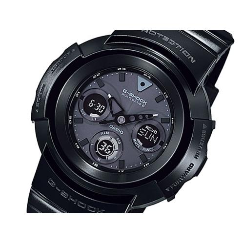 カシオ CASIO Gショック G-SHOCK ソーラー メンズ 腕雰囲気に時計 AWG-M510BB-1AJF 国内正規