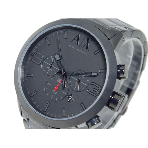 アルマーニ エクスチェンジ ARMANI EXCHANGE クオーツ メンズ クロノグラフ 腕時計 AX1277
