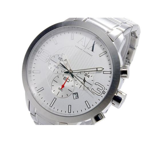 アルマーニ エクスチェンジ ARMANI EXCHANGE クオーツ メンズ クロノ 腕時計 AX1278