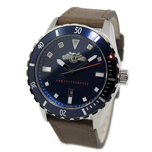 アルマーニ エクスチェンジ クオーツ メンズ 腕時計 AX1706 ブルー></a><p class=blog_products_name