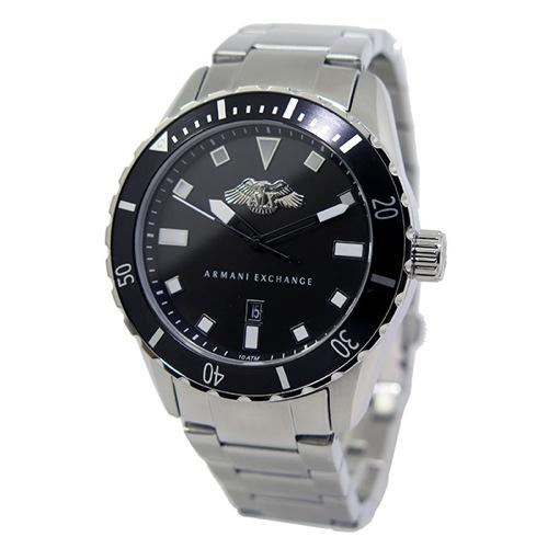 アルマーニ エクスチェンジ クオーツ メンズ 腕時計 AX1709 ブラック