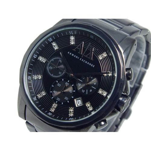 アルマーニ エクスチェンジ ARMANI EXCHANGE クオーツ メンズ クロノグラフ 腕時計 AX2093