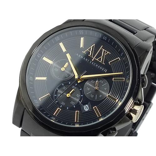 アルマーニエクスチェンジ ARMANI EXCHANGE クロノグラフ 腕時計 AX2094
