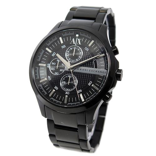 アルマーニ エクスチェンジ クオーツ クロノ メンズ 腕時計 AX1504 ゴールド