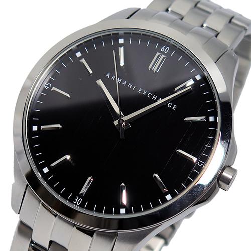 アルマーニ エクスチェンジ クオーツ メンズ 腕時計 AX2147 ブラック