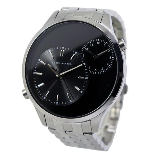 アルマーニ エクスチェンジ クオーツ メンズ 腕時計 AX2160 ブラック
