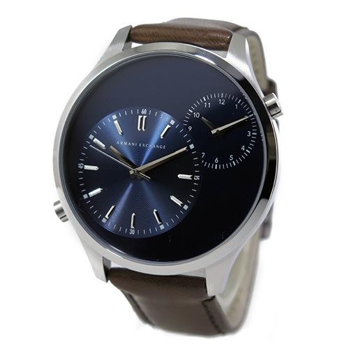 アルマーニ エクスチェンジ クオーツ メンズ 腕時計 AX2162 ネイビー