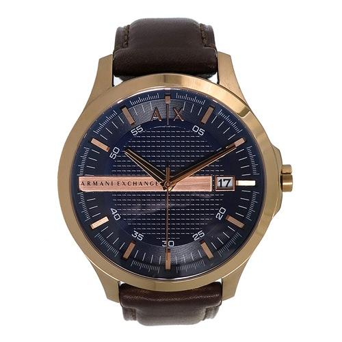 アルマーニエクスチェンジ クオーツ メンズ 腕時計 AX2172 ネイビー></a><p class=blog_products_name