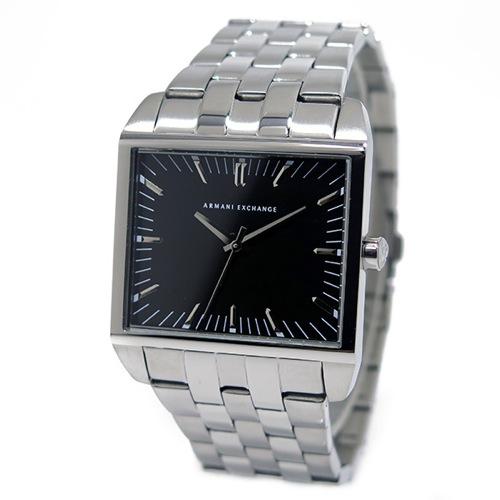 アルマーニ エクスチェンジ クオーツ メンズ 腕時計 AX2213 ブラック