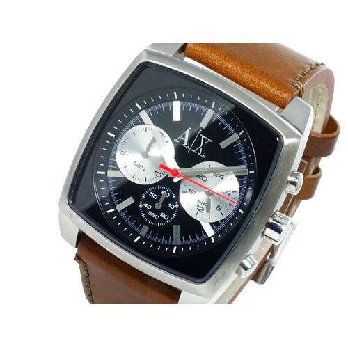 アルマーニ エクスチェンジ ARMANI EXCHANGE クオーツ メンズ クロノ 腕時計 AX2251