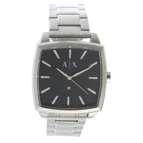 アルマーニエクスチェンジ クオーツ メンズ 腕時計 AX2360 ブラック></a><p class=blog_products_name