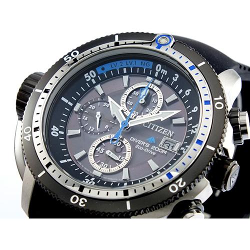 シチズン CITIZEN エコドライブ アクアランド 腕時計 BJ2120-07E