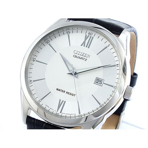 シチズン CITIZEN スタンダード 腕時計 BK2437-04A