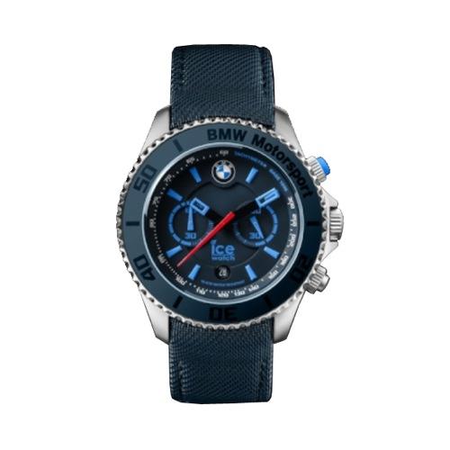 アイスウォッチ BMW STEEL クロノ クオーツ メンズ 腕時計 BM.CH.BLB.BB.L.14