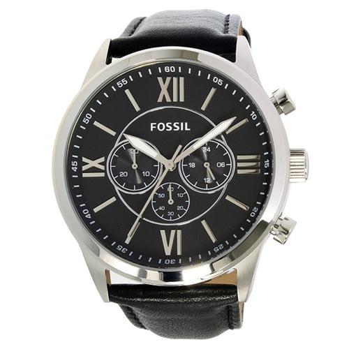 フォッシル FOSSIL クロノ クオーツ メンズ 腕時計 BQ1130 ブラック
