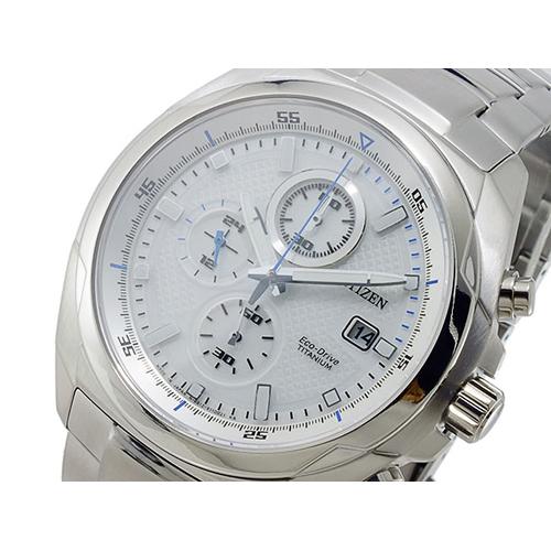 シチズン CITIZEN エコドライブ クロノ メンズ 腕時計 CA0190-56B