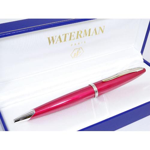 ウォーターマン WATERMAN カレン ボールペン グロッシーレッド STBP