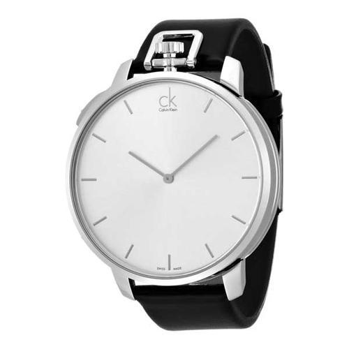 カルバンクライン エクセプショナル メンズ 腕時計 CLK3Z211C6 シルバー