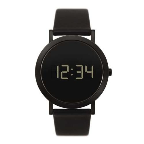 ピーオーエス POS ノーマル NORMAL Digital Grande Black デジタル メンズ 腕時計 DG-L02 ブラック