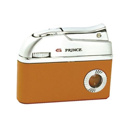 プリンス PRINCE ガスライター プリンスドルフィン オレンジ