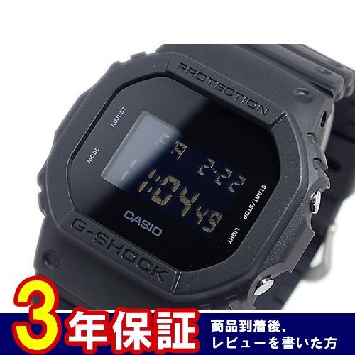 カシオ CASIO Gショック ソリッドカラーズ ユニセックス 国内正規 腕時計 DW-5600BB-1JF