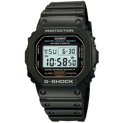 カシオ CASIO Gショック G-SHOCK 腕時計 DW-5600E-1JF