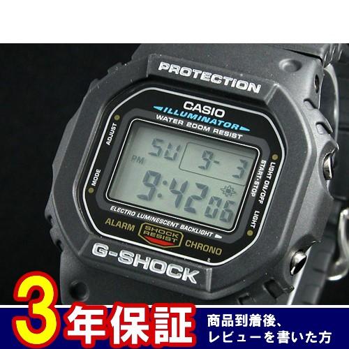 カシオ CASIO Gショック G-SHOCK スピードモデル 腕時計 DW5600E-1V