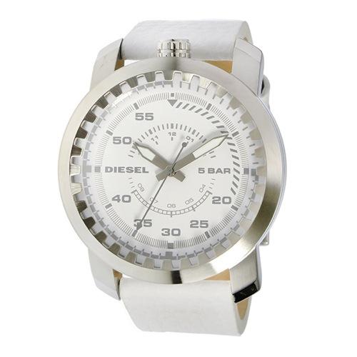 ディーゼル DIESEL リグ RIG クオーツ メンズ 腕時計 DZ1752 ホワイト
