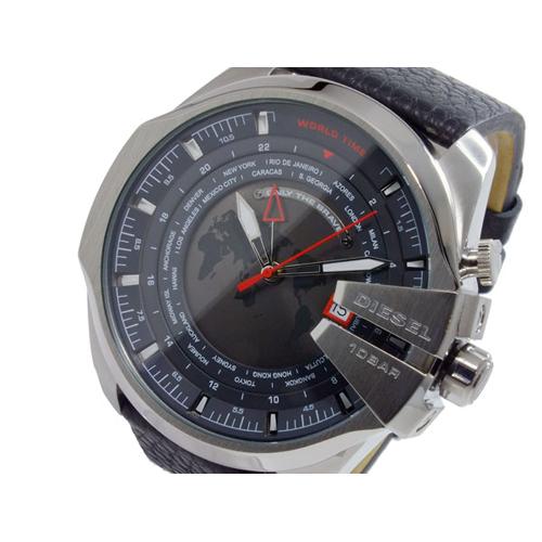 ディーゼル DIESEL クオーツ メンズ ワールドタイム 腕時計 DZ4320