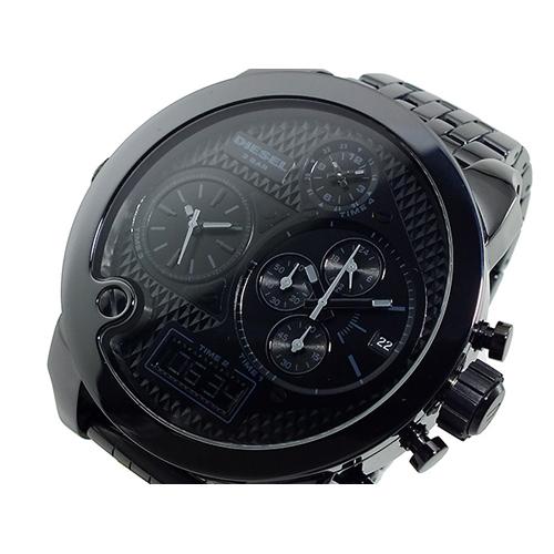 ディーゼル DIESEL フォータイム アナデジ クロノグラフ 腕時計 DZ7254