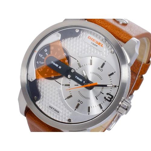 ディーゼル DIESEL クオーツ メンズ デュアルタイム 腕時計 DZ7309
