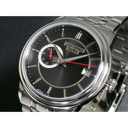 ケンテックス KENTEX コンフィデンス 腕時計 自動巻き E492M-01