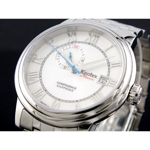 ケンテックス KENTEX コンフィデンス 腕時計 自動巻き E492X-01