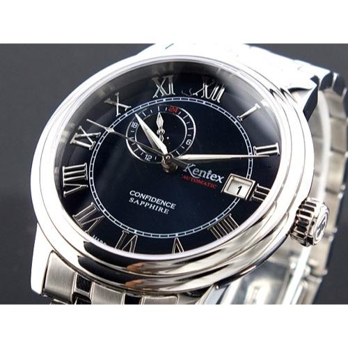 ケンテックス KENTEX コンフィデンス 腕時計 自動巻き E492X-02