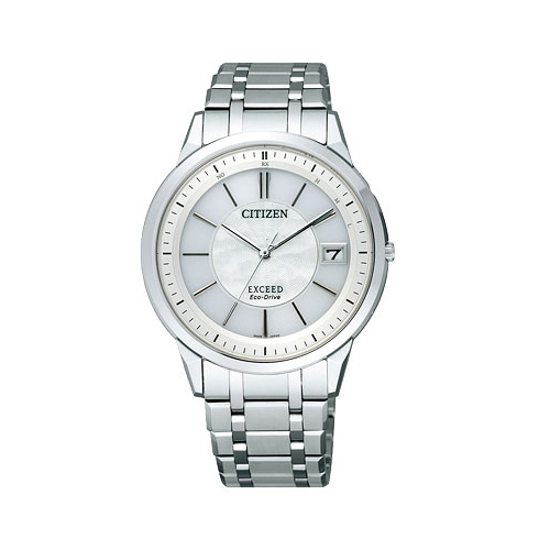 シチズン CITIZEN エクシード エコ ドライブ 電波時計 メンズ 腕時計 EBG74-5023 国内正規