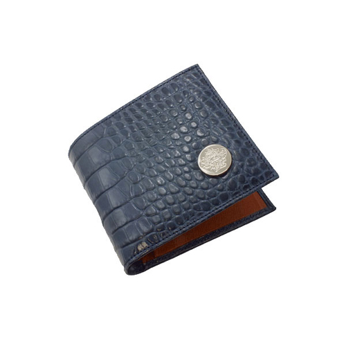 オロビアンコ OROBIANCO 二つ折り メンズ 短財布 FIRIPPO-F COLU BLU/SAF BRUCI 7028907