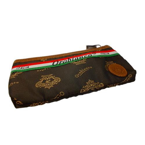 オロビアンコ OROBIANCO ペンケース/筆箱 FLOPPY-N-CORONA-TO-BR 7028842 ブラウン