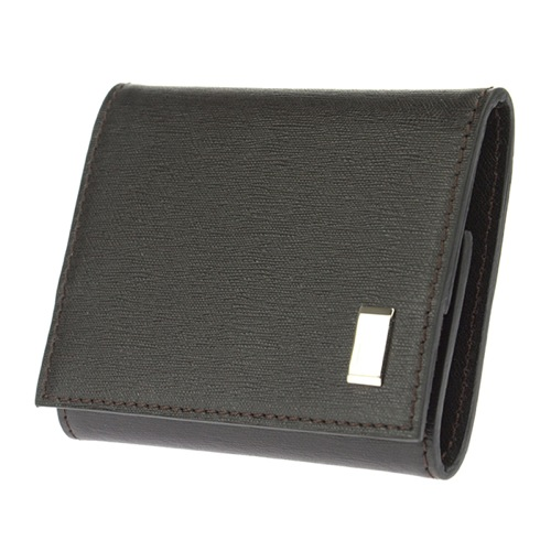 ダンヒル メンズ コインケース 小銭入れ FP8000E-BLK ブラック