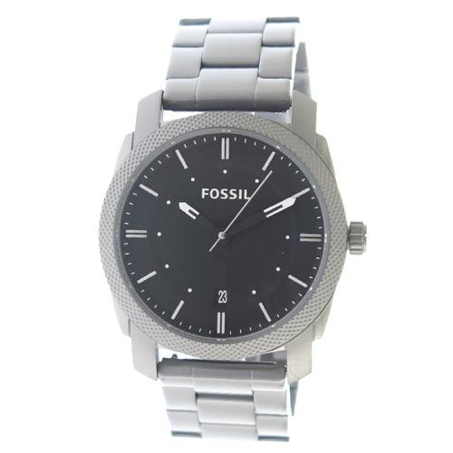 フォッシル クオーツ メンズ 腕時計 FS4774 ブラック></a><p class=blog_products_name