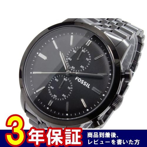 フォッシル FOSSIL メンズ クオーツ クロノグラフ 腕時計 タウンズマン FS4787