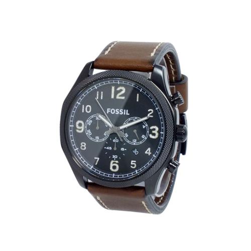 フォッシル FOSSIL フォーマン FOREMAN クオーツ クロノ メンズ 腕時計 FS4887