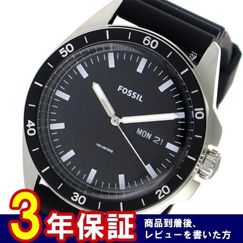 フォッシル クオーツ メンズ 腕時計 FS5290 ブラック></a><p class=blog_products_name
