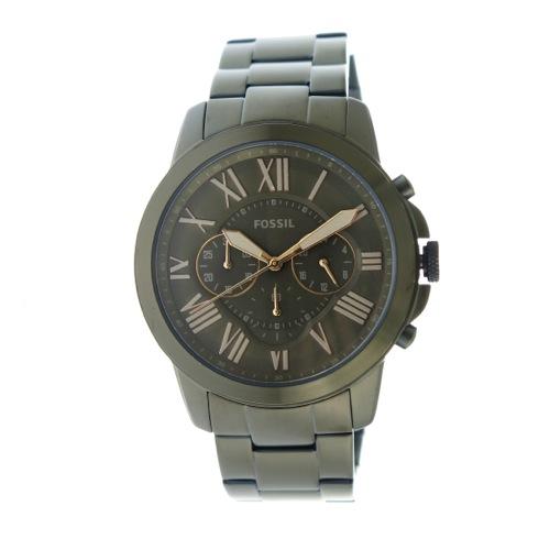 フォッシル クオーツ メンズ 腕時計 FS5375 カーキ></a><p class=blog_products_name