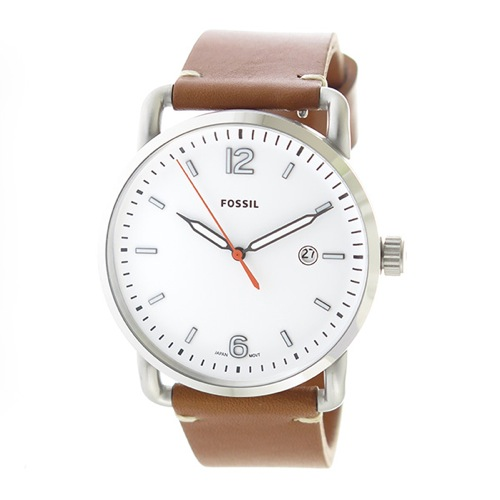 フォッシル クオーツ メンズ 腕時計 FS5395 ホワイト></a><p class=blog_products_name