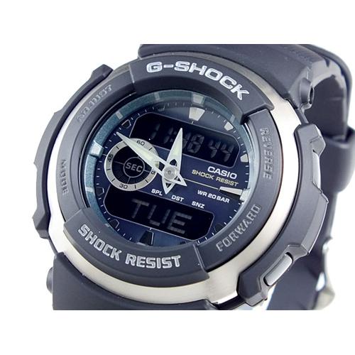 カシオ CASIO Gショック G-SHOCK 腕時計 G-300-3AJF